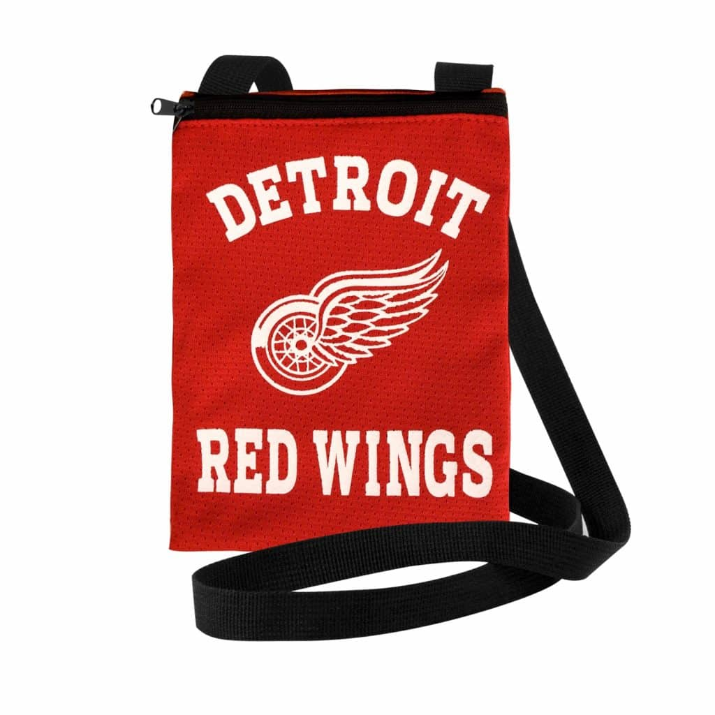 Red Wings Game Day Pouch
