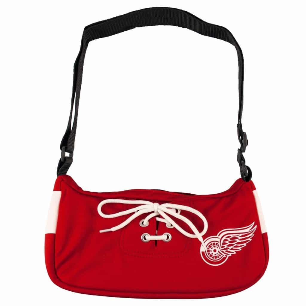 Detroit Red Wings Jersey Purse