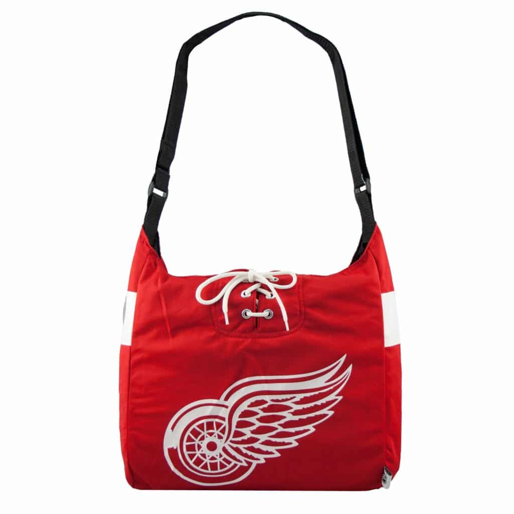 Red Wings Jersey Tote