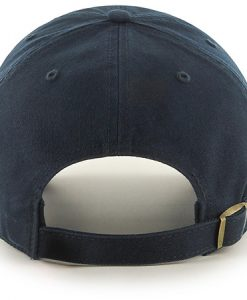 New England Patriots 5 X Super Bowl Champions LI Clean Up 47 Brand Adjustable Hat Back