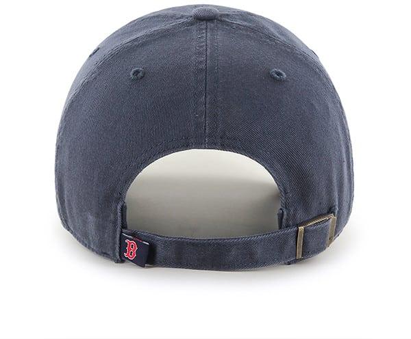 Boston Red Sox Pride 47 Brand Vintage Clean Up Adjustable Hat Back