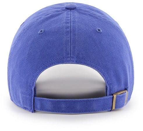 ce3f8807637 Chicago Cubs Pride 47 Brand Royal Clean Up Adjustable Hat - Detroit ...