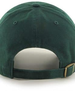 Oakland Athletics Pride 47 Brand Dark Green Clean Up Adjustable Hat Back