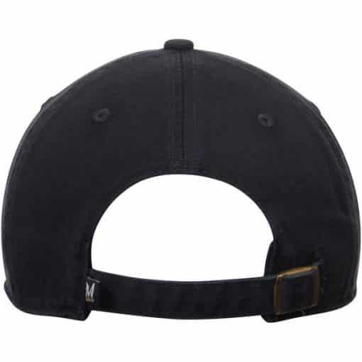 Milwaukee Brewers 47 Brand Vintage Clean Up Adjustable Hat Back