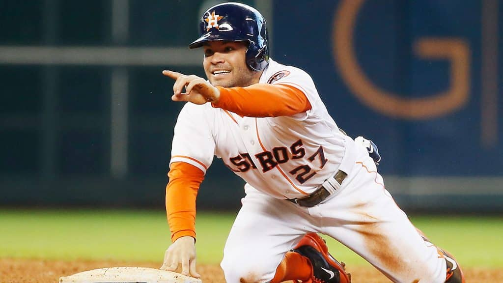 Astros are off and Running on top of the American League West