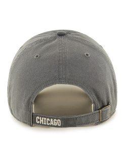 Chicago Cubs 47 Brand Cronin Adjustable Hat Back