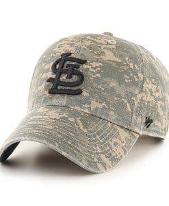 St. Louis Cardinals Officer Digital Camo 47 Brand Adjustable Hat