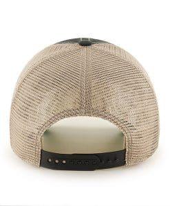 Anaheim Ducks Tuscaloosa Clean Up Vintage Black 47 Brand Adjustable Hat Back