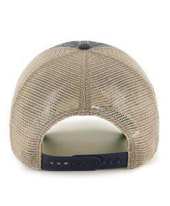 Houston Texans Tuscaloosa Clean Up Vintage Navy 47 Brand Adjustable Hat Back