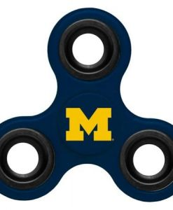 Michigan Wolverines 3-Way Fidget Spinner