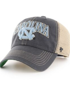 North Carolina Tar Heels Tuscaloosa Vintage Navy Clean Up 47 Brand Adjustable Hat