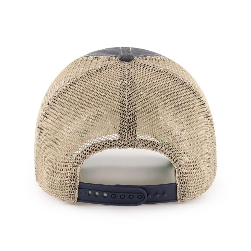 eels Tuscaloosa Vintage Navy Clean Up 47 Brand Adjustable Hat Back