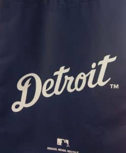 Detroit Reusable Tote Grocery Bag