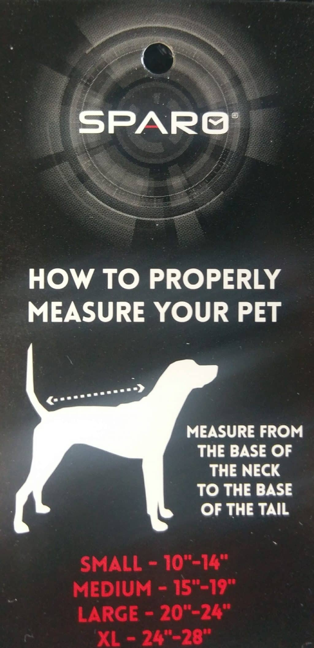How to properly meaasure your dog.