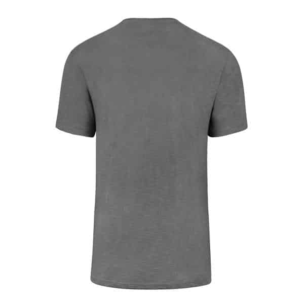 Detroit Lions Men's 47 Brand Classic Grey T-Shirt Back
