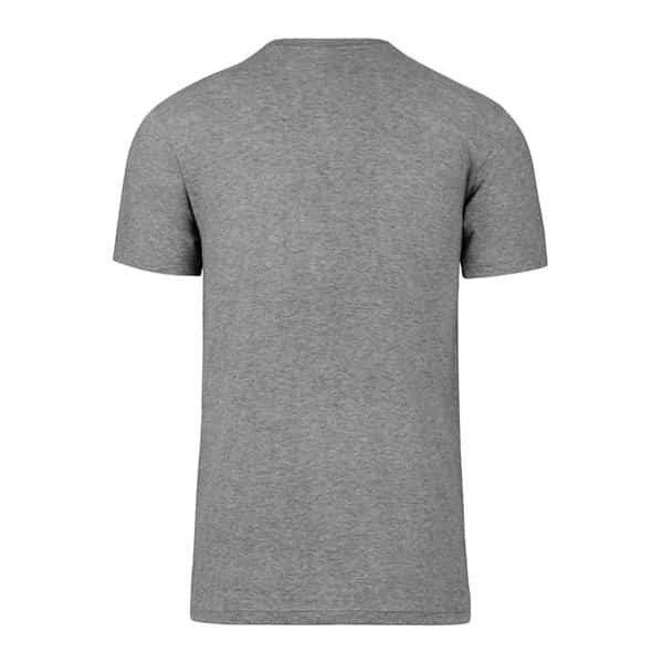Detroit Lions Men's 47 Brand Slate Grey T-Shirt Back