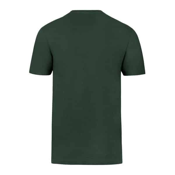 Green Bay Packers Men's 47 Brand Crosstown Flanker T-Shirt Back