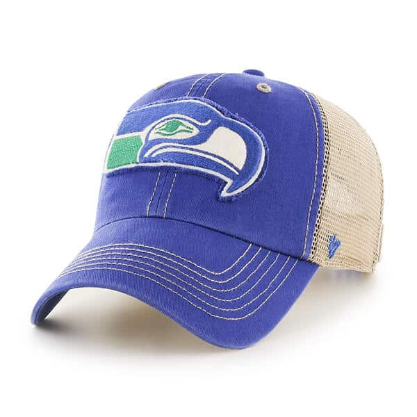 Seattle Seahawks Montana Blue 47 Brand Adjustable Hat