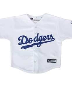 Los Angeles Dodgers TODDLER Majestic Home Cool Base Jersey