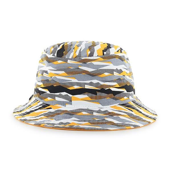 fbffc0282 ... australia pittsburgh steelers 47 brand carrier bucket hat home 76289  3c5fe