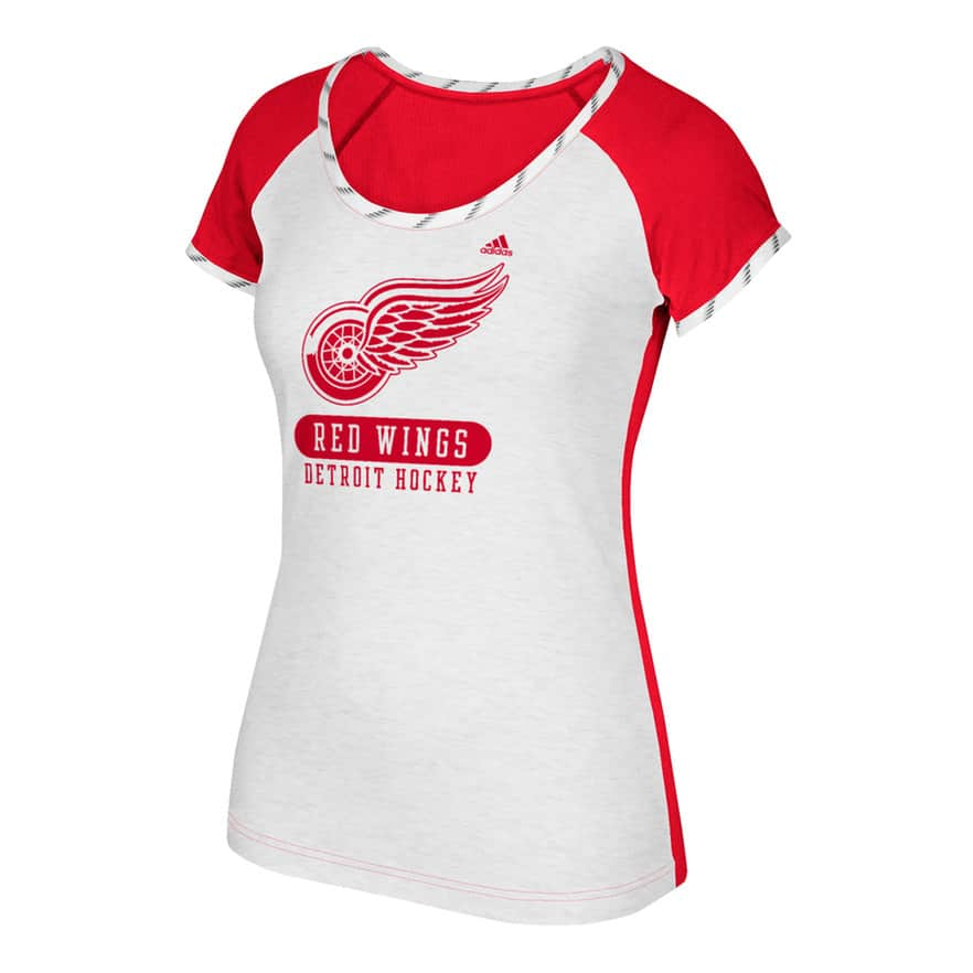 Womens Red Wings Shirt