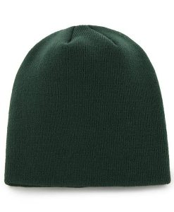 Michigan State Spartans 47 Brand Knit Dark Green Beanie Hat Back