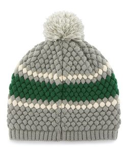 newest collection 51525 11a17 Michigan State Spartans 47 Brand Women s Leslie Knit Gray Hat
