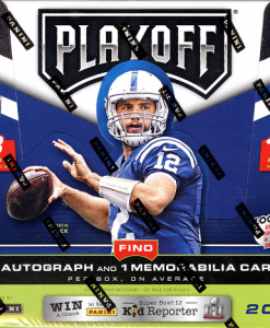 2016 PANINI PLAYOFF FOOTBALL HOBBY SEALED BOX