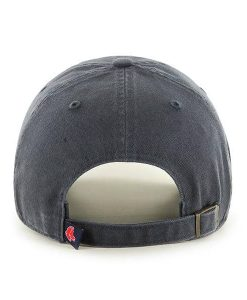 Boston Red Sox 47 Brand Vintage Navy Clean Up Adjustable Hat Back