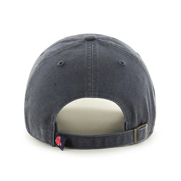 Boston Red Sox 47 Brand Vintage Navy Clean Up Adjustable Hat Back