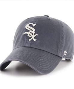 Chicago White Sox 47 Brand Vintage Navy Clean Up Adjustable Hat