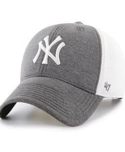 New York Yankees Haskell MVP 47 Brand Adjustable Hat