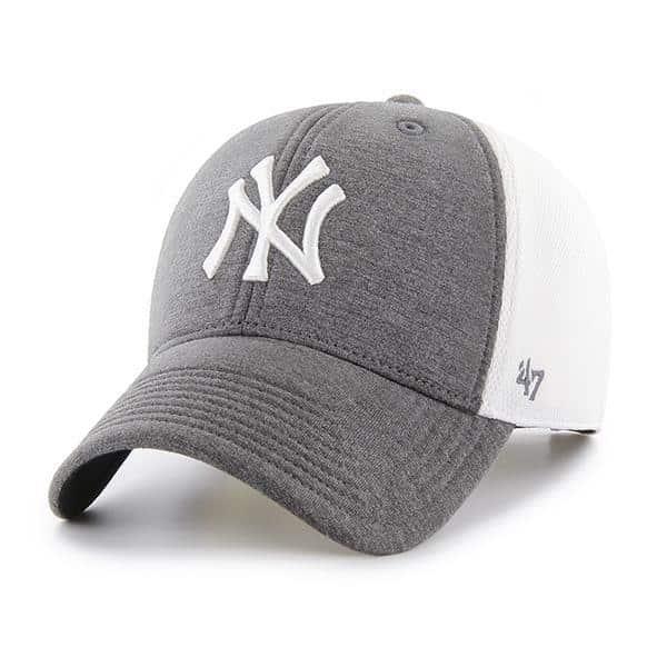 New York Yankees Haskell MVP 47 Brand Adjustable Hat