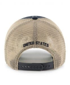 450626c5ac3ac Operation Hat Trick Clean Up Trawler Navy 47 Brand Adjustable USA Flag Hat