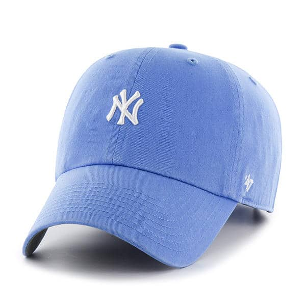 290d1a2012e New York Yankees Abate Clean Up Periwinkle 47 Brand Adjustable Hat -  Detroit Game Gear