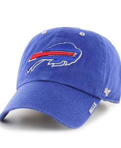 Buffalo Bills 47 Brand Ice Blue Adjustable Hat
