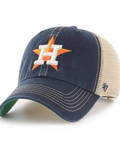 Houston Astros 47 Brand Trawler Navy Clean Up Adjustable Hat