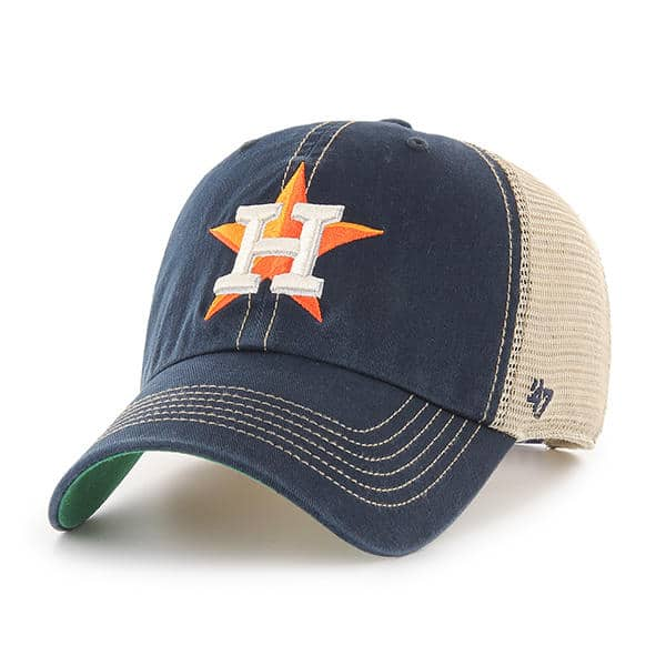 Houston Astros 47 Brand Trawler Navy Clean Up Adjustable Hat