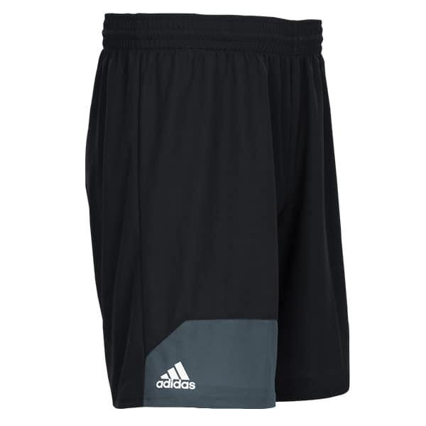 Men's Adidas Black Climalite Spirit Pack Training Shorts