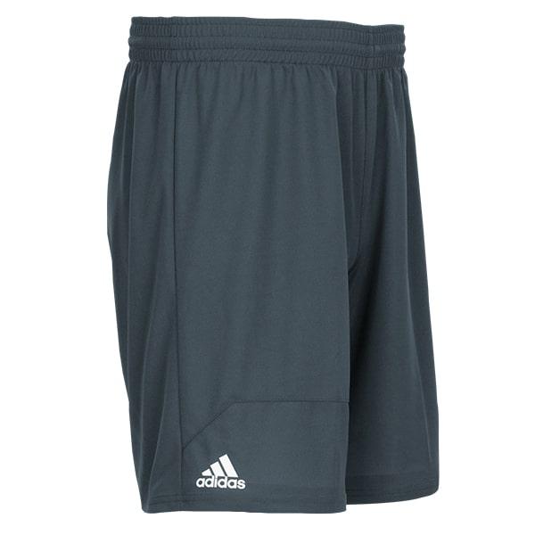 Men's Adidas Gray Climalite Spirit Pack Training Shorts