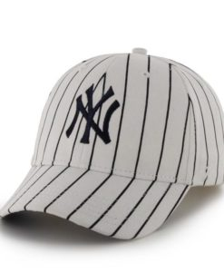 New York Yankees 47 Brand Pinstripe White INFANT Hat