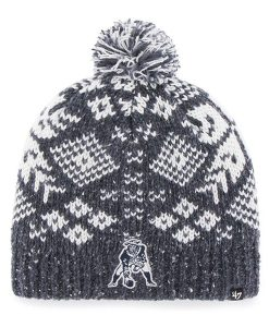 New England Patriots Women's 47 Brand Georgie Beanie Navy Hat