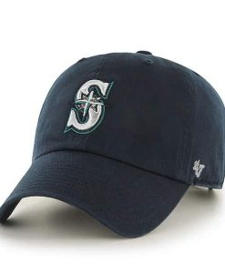 Seattle Mariners Clean Up Home 47 Brand YOUTH Hat