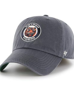 Detroit Tigers 47 Brand Classic Vintage Franchise Fitted Hat