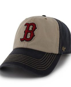 Boston Red Sox Yosemite 47 Brand Navy Clean Up Adjustable Hat