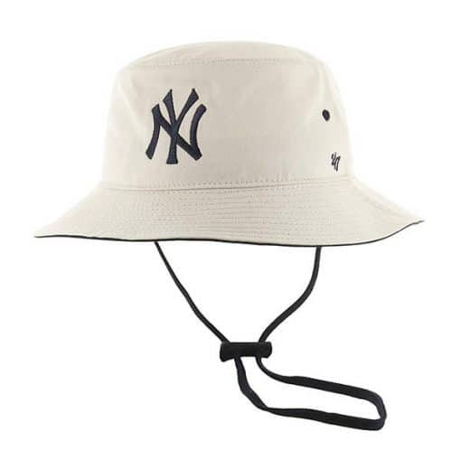 New York Yankees 47 Brand Natural Kirby Bucket Hat