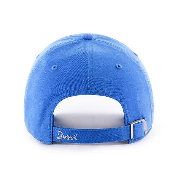16d5cf64 Detroit Lions 47 Brand Women's Blue Raz Sparkle Adjustable Hat - Detroit  Game Gear