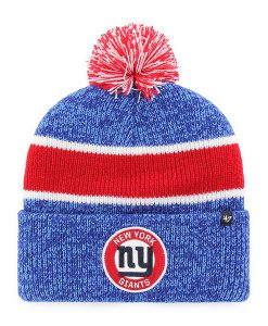 New York Giants 47 Brand Vintage Legacy Blue Cuff Knit Hat 25213c211