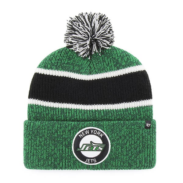 8a8d2f959 ... coupon for new york jets 47 brand vintage legacy green cuff knit hat  7cb0f d1856