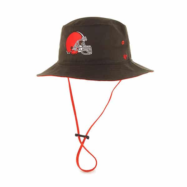 5e0c3f5f Cleveland Browns 47 Brand Kirby Bucket Brown Hat